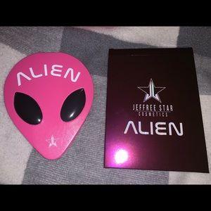 Jeffree Star Cosmetics Alien Palette New in Box